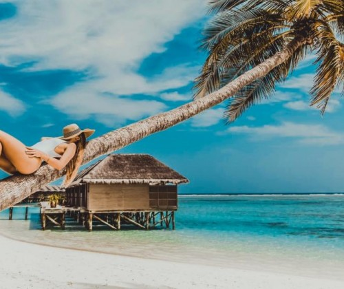 A taste of Paradise in the Maldives